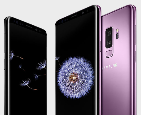Gamme Samsung Galaxy S9