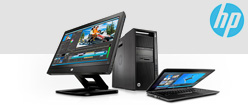 Configurez votre station de travail HP â votre façon