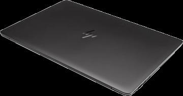 HP ZBook Studio à plat