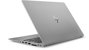 HP ZBook 15u de dos