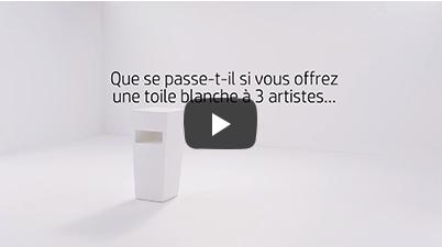 Vidéo sur le HP Zbook x2