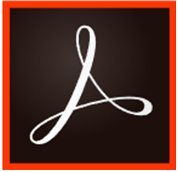 Logo Adobe Acrobat DC