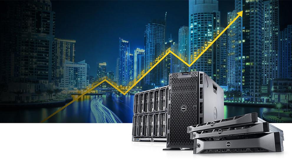 Visuel serveurs Dell EMC haute performance
