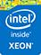Logo Intel Inside Xeon